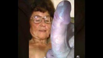 Granny porno siti