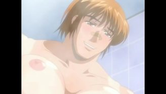 image [Hentai] The Gattsu! – 02 hentai ova anime capi…